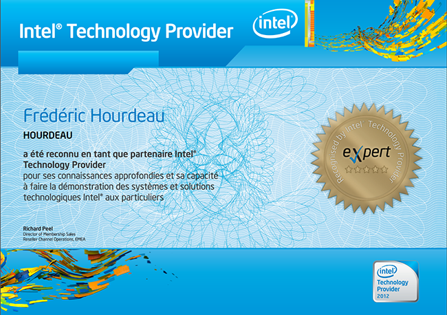 Intel-Technology-Provider-particulier - Dépannage, installation et formation informatique Paris